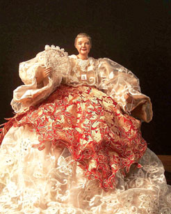 Ninay, The First Filipino Doll