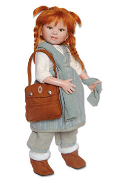 Passport to Adventure: Berdine Creedy's Travel Dolls