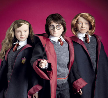 Tonner Doll Co. Transforms Harry Potter