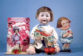 Valentines for the Doll Collector
