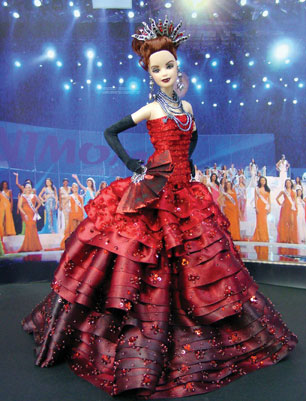 OOAK Barbie Dolls – Bring on the Tiara