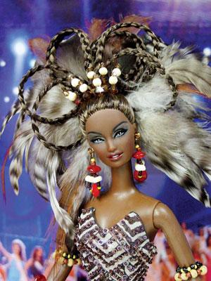 OOAK Barbie Doll