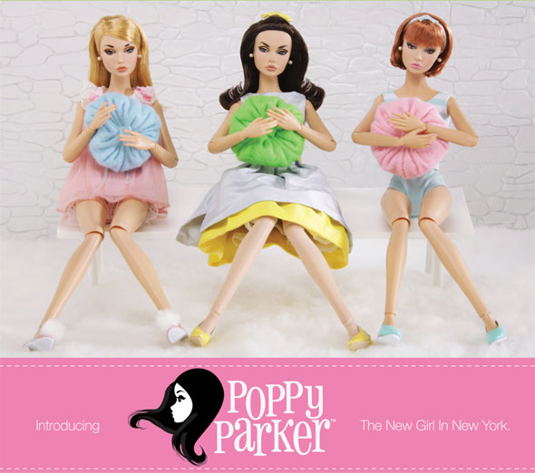 Poppy Parker: New from Integrity Toys