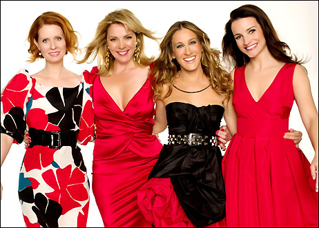 City Slickers: Can Carrie Bradshaw and Pals Ever Be Cut Down to Size?