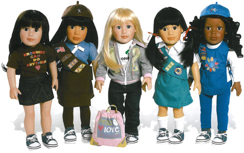Adora's new Girl Scout troop forms in June