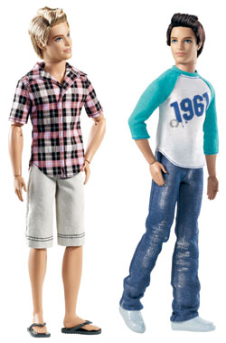 Ken-Do Attitude: Is it brave, foolhardy, or enlightened to buy a doll for your son?