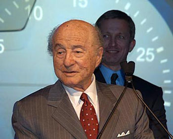 Farewell, Mr. Mattel: Toy tycoon Elliot Handler passes away at age 95.