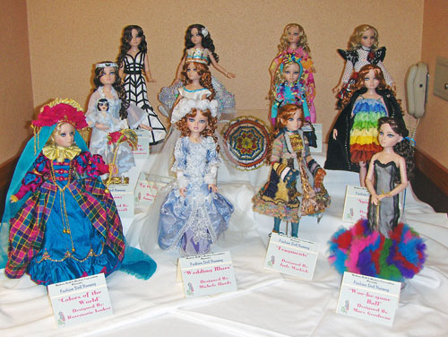 2010 Modern Doll Collectors Convention: Kaleidoscope: a Return to Elegance