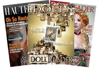 DOLLS, Doll Reader magazines merge