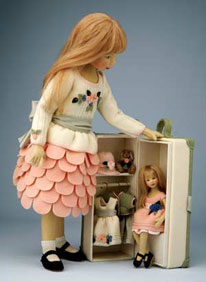 "16 ½-inch ""Charlotte"" and 7-inch ""Wendy"" were limited editions released in 2008."