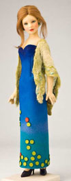 """Jewel,"" a 15-inch OOAK from 2011."