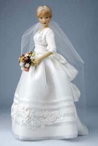 """The Bride"" is a 15-inch limited edition of 60 from 2008"