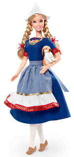 """Holland"" Barbie"