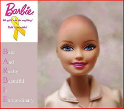 "Face Time: a charity doll raises awareness and two teen ""living dolls"" raise eyebrows on the Net."