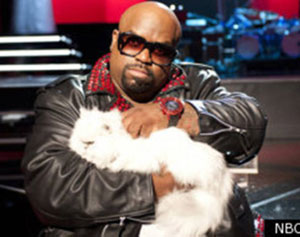 Cee-Lo Green & Cat