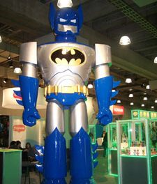 Toy Fair 2013: Dying for a good time? The Javits Center was alive with wicked and wondrous collectibles.