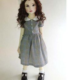 """Frankly Speaking: Anne Frank's words inspire doll artists and give strength in these """"crazy times."""""""