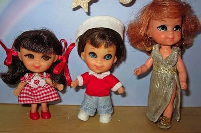 Show and Tell: TV dolls say a lot about characters, collectors, and culture.