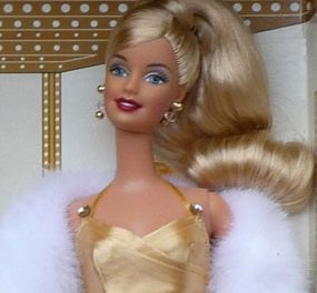 Barbie Blockbuster: Toyland's Golden Girl Goes for Film Stardom—for real!