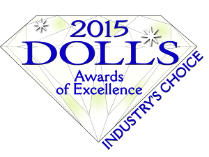 2015 DOLLS Awards Industry's Choice winners announced