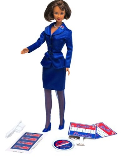 2000 pres barbie