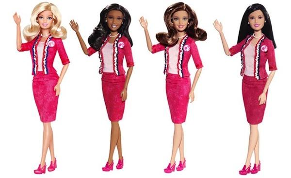 barbie pres 2012