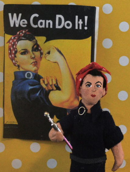 Who Was Rosie the Riveter? And Why Does She Matter?