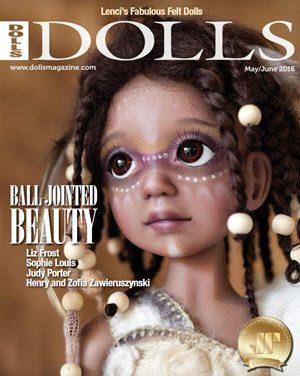 DOLLS magazine May / June 2016