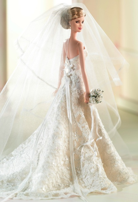 "Wedding Belles: Say ""I do"" to These Beautiful and Radiant Bride Dolls"