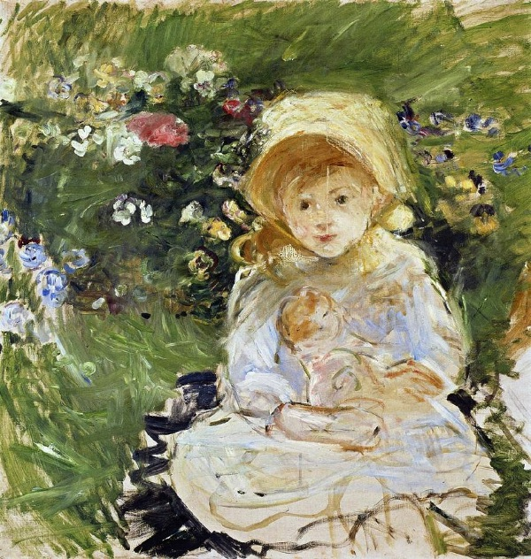 Lasting Impressions: Berthe Morisot's doll paintings are invitations to dream and discover