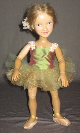 Whimsical and Wonderful: Find out why Xenis rules the world of wooden dolls