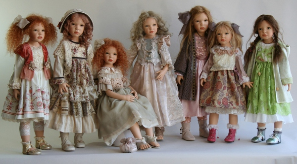 Saluting the Zawieruszynskis: Learning the A to Z's of Doll Artistry