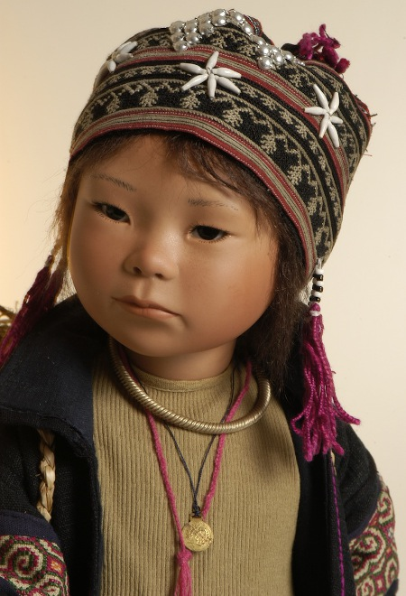 Making Goodwill Come Alive: Amy van Boxel's dolls are illuminating