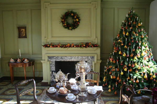 Historic Odessa Christmas 1