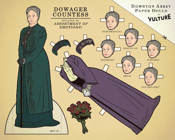 DowagerCountess Doll High