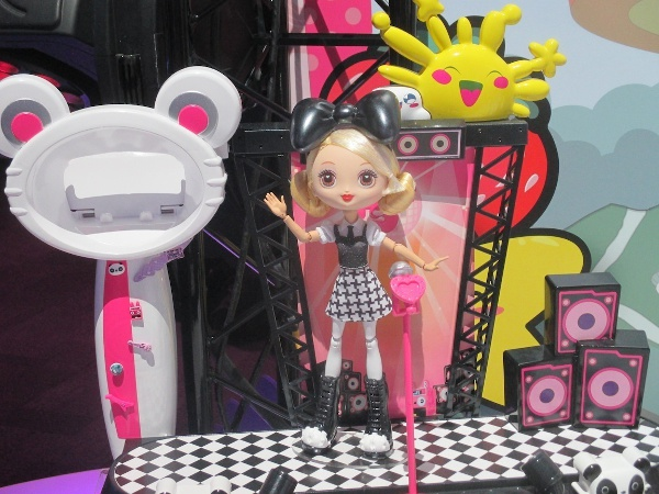 Toy Fair 2017: Mattel Steps Up with Anime, Gabby Douglas, Yves Saint Laurent & You!