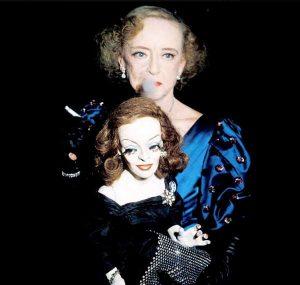 Bette Davis Doll Mini Me