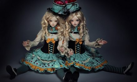 Double Image: Rafael Nuri designs porcelain BJDs that are doubly impressive