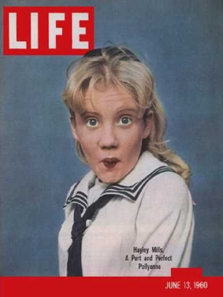 LIFE magazine recognized that this was a star turn for Hayley Mills.
