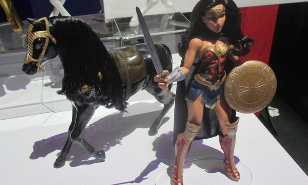 Wonder No More: Wonder Woman is the perfect hero for today