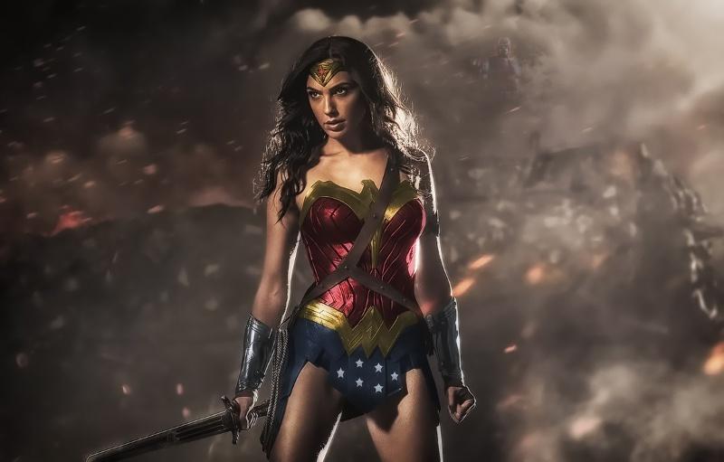Gal Gadot is the new Wonder Woman