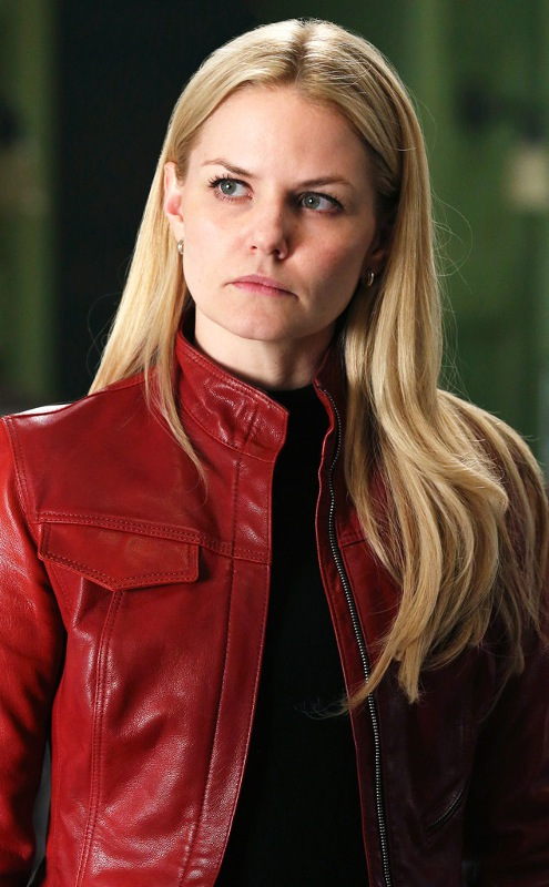 Jennifer Morrison as Emma Swan, the Savior. Courtesy of ABC TV Productions