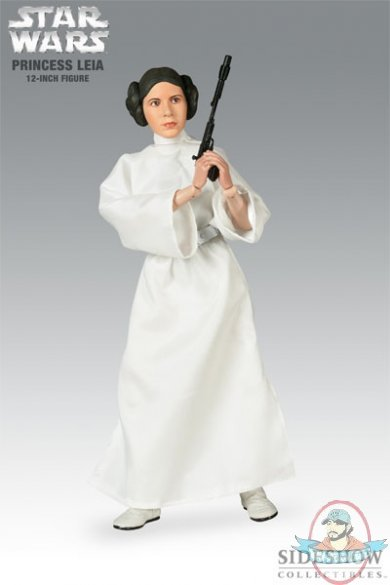 SideShow Collectibles' version of the legendary Leia