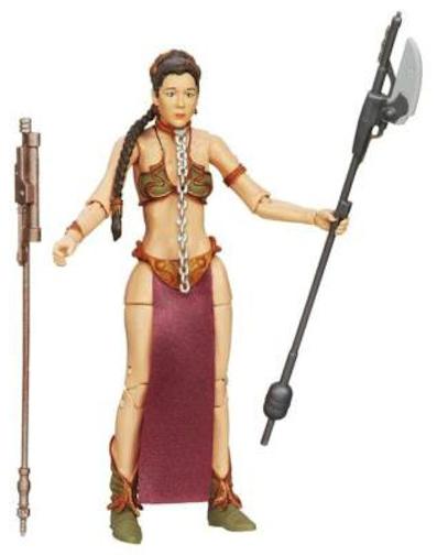 Princess Leia as Slave doll