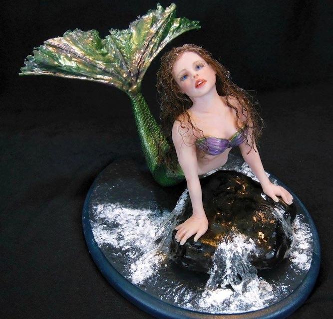 Ariel by Barbara Felts.