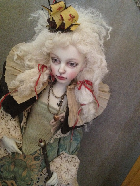 One of Lowe's European-influenced dolls