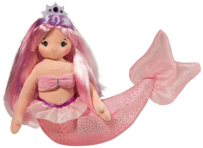 Serena the Large Pink Mermaid by Douglas Company.