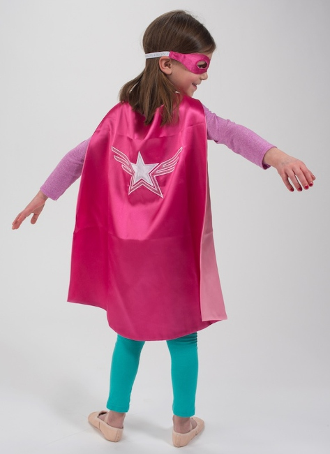 Douglas Toys unveils superhero costumes for boys and girls!