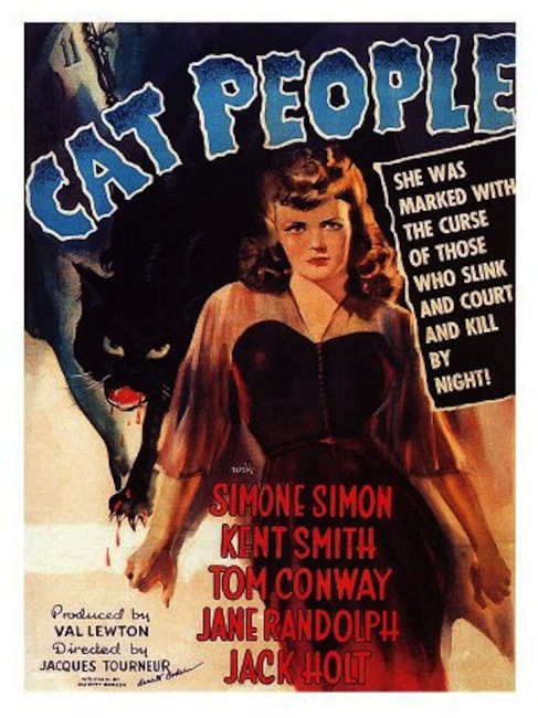 """Cat People,"" circa 1942"