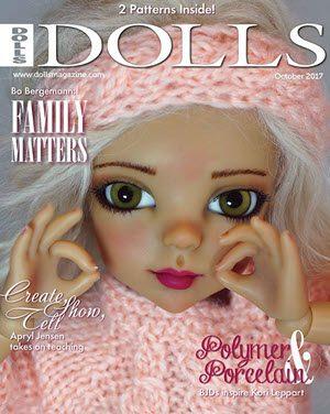 DOLLS magazine October 2017